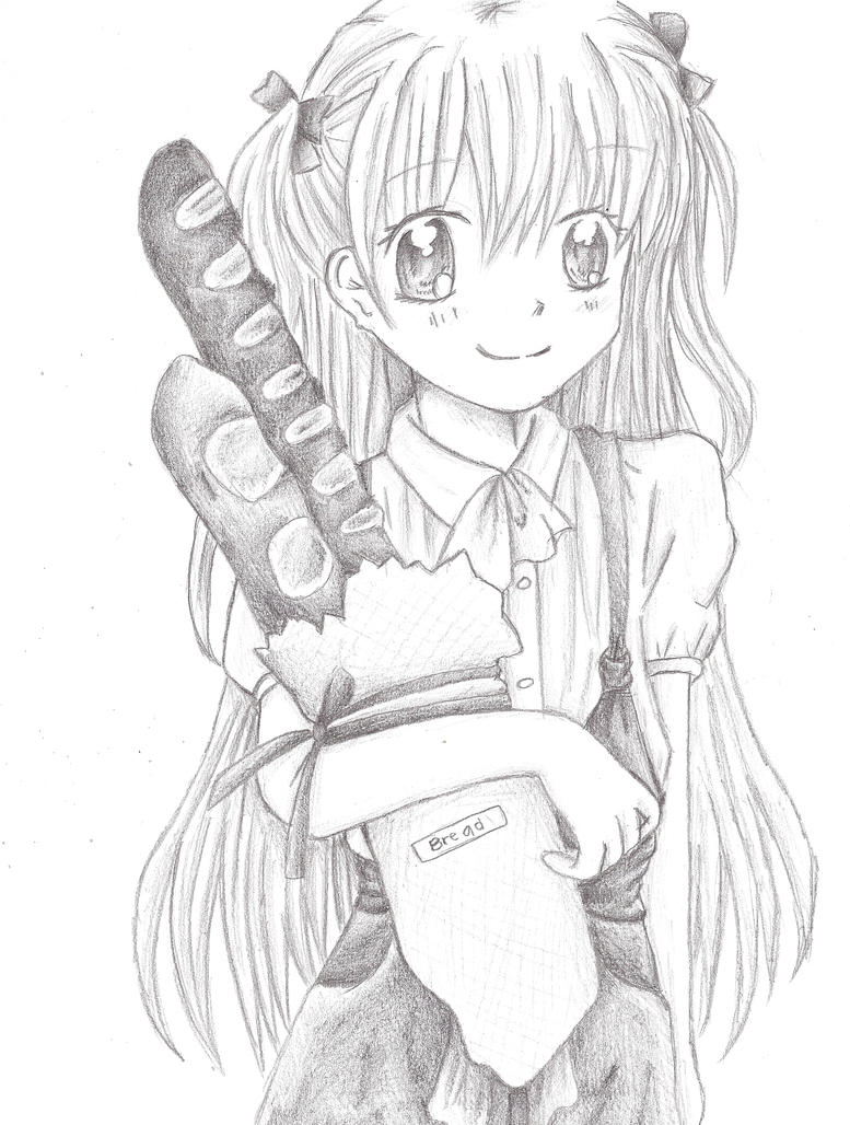 Kitchen Princess- Najika by spammusubi24 on DeviantArt