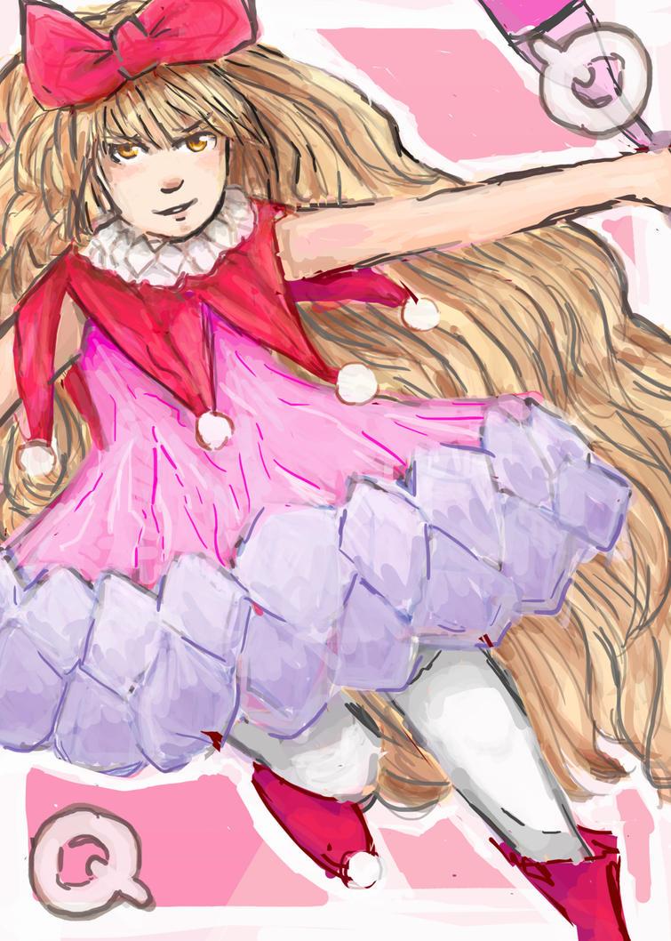 Shugo Chara! Rima Mashiro by spammusubi24