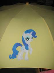 Ponybrella Panel 2: Rarity by chotii