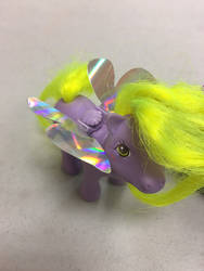 Replacement G2 Flutter Wings (My Little Pony) by chotii