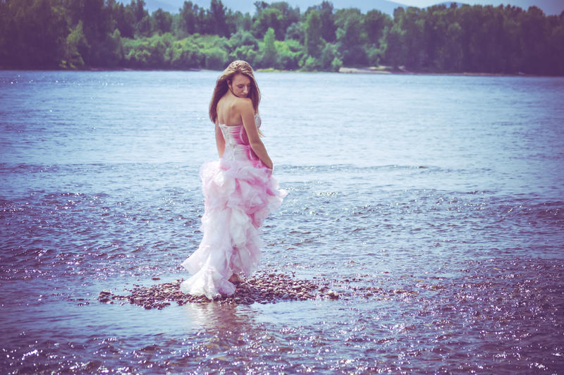 mermaid by Aillita
