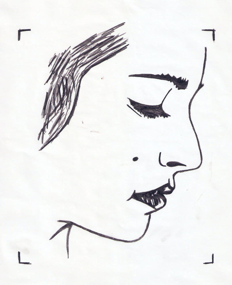 how to draw easy faces sasd