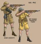Italian troops north africa 1942/2