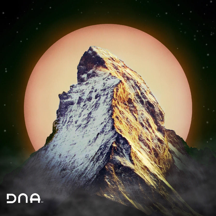 Mount Eclipse by Brandon-Welte
