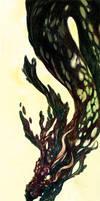 dragon by feriadeceniza