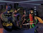 Batman and Crew