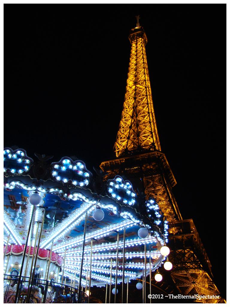 Midnight in Paris by TheEternalSpectator