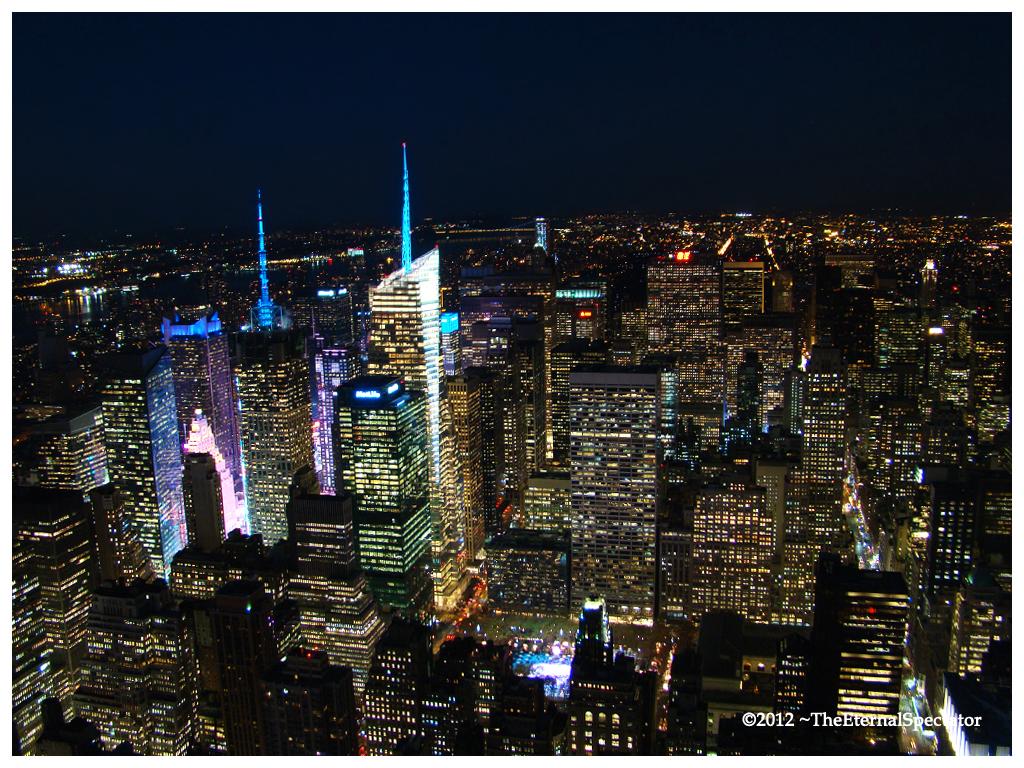 I'll Take New York by TheEternalSpectator