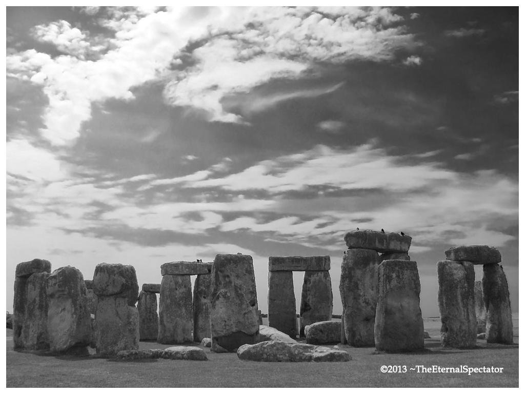 Stonehenge by TheEternalSpectator