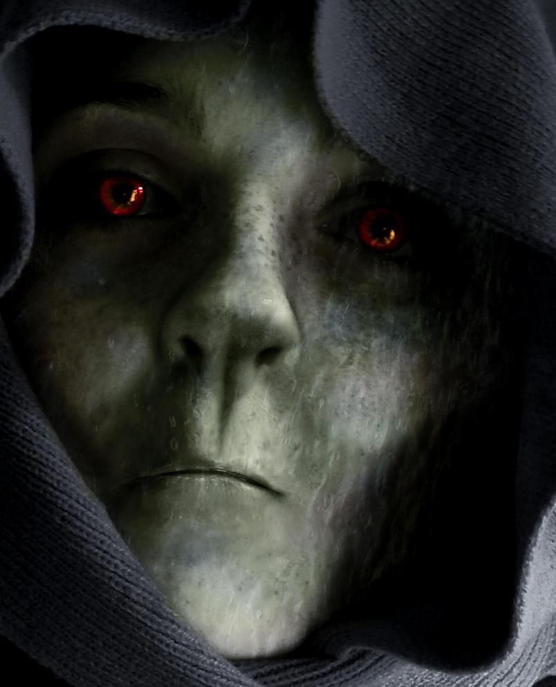 Ghoul by ShadowsGrnEyes