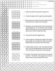 Celtic Knotwork Instructions
