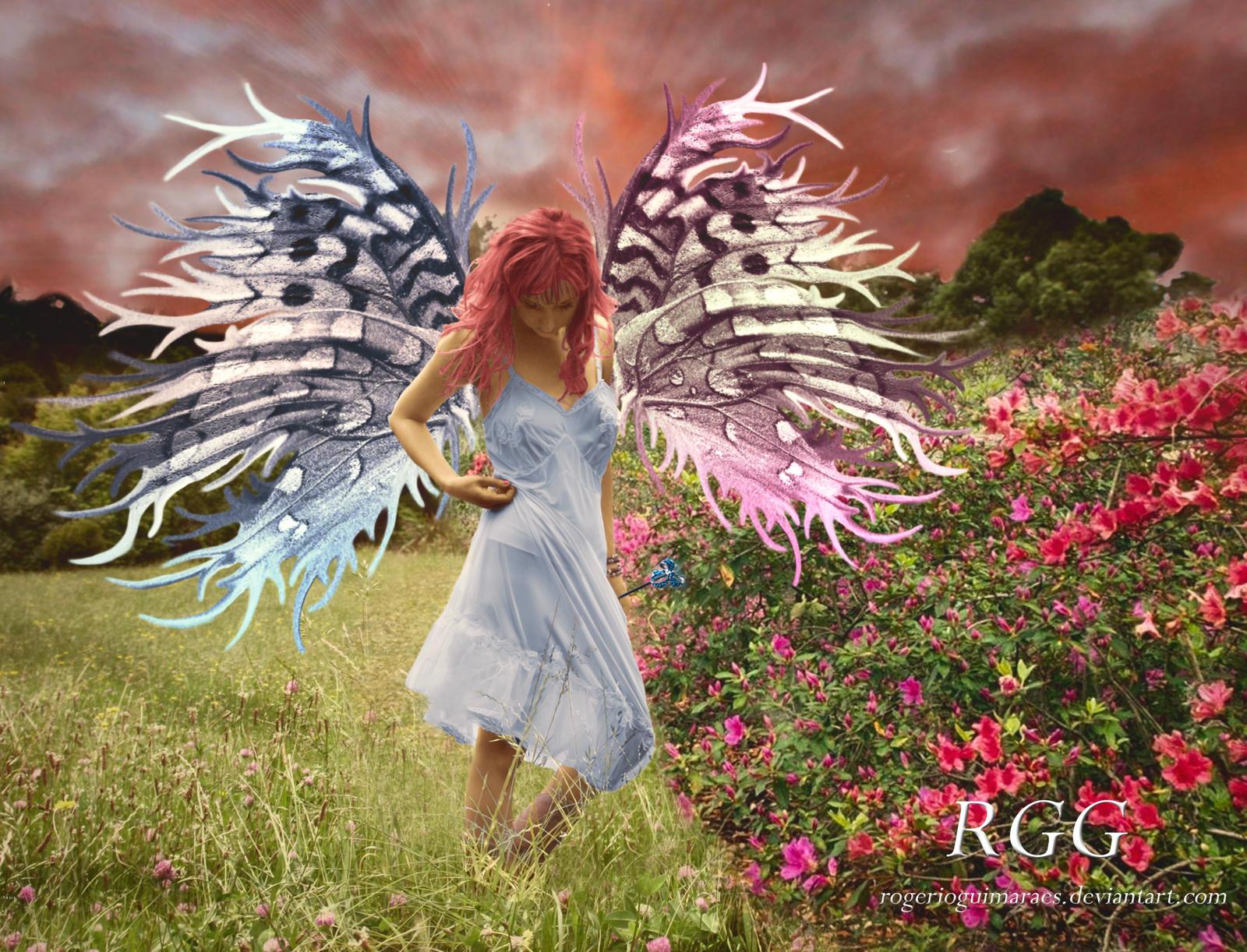 Dawn Spring Fairy