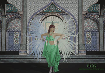Eastern Fairy by RogerioGuimaraes