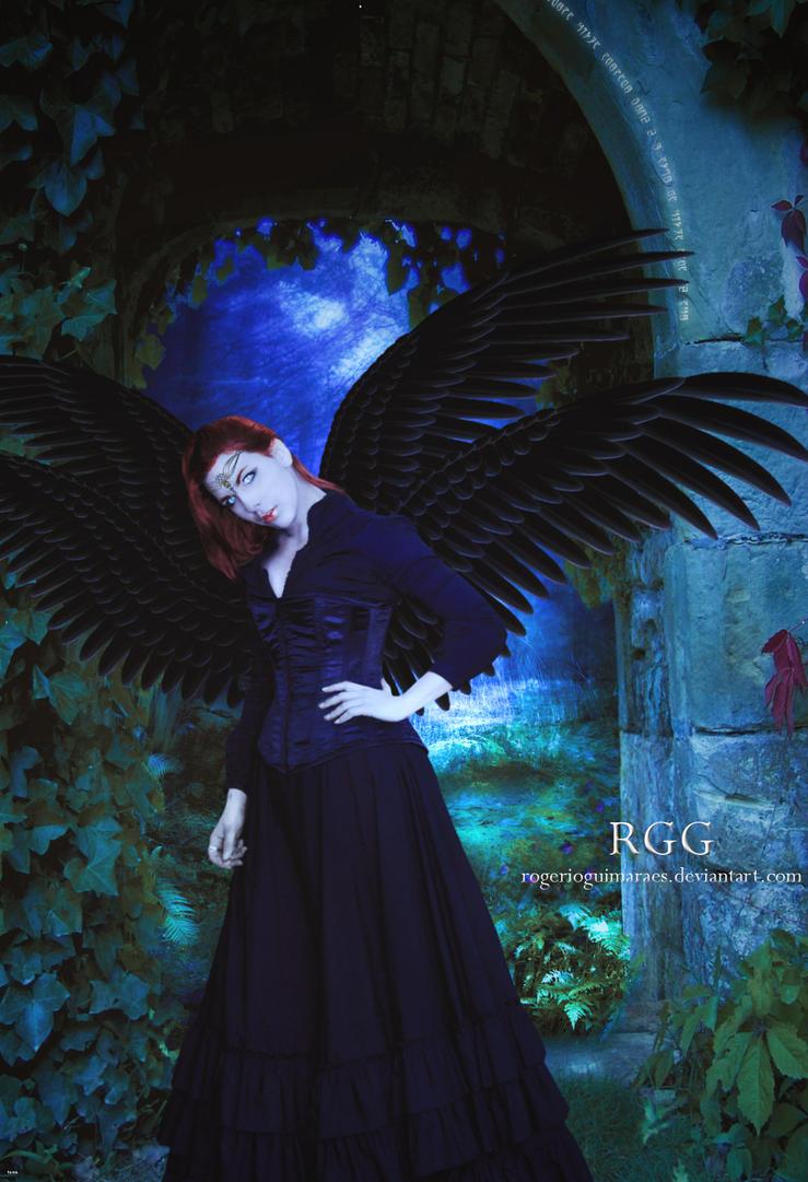 Shadows Angel's Garden Threshold by RogerioGuimaraes
