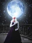 Waiting Under Moonlight
