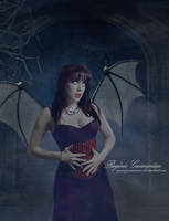 Dark Huntress by RogerioGuimaraes