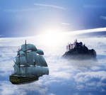 The Cloudstrider's Travel