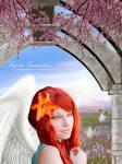 Spring Meadow Angel