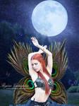 Moonlight Fairy Dance by RogerioGuimaraes