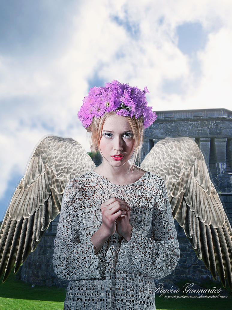 Afternoon Angel by RogerioGuimaraes