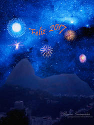 Ano novo 2017 pao de acucar by RogerioGuimaraes