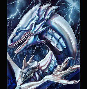 |Blue Eyes White Dragon|
