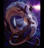 Of the Cosmos by noctem-tenebris