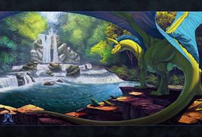 Fisher's Paradise by noctem-tenebris