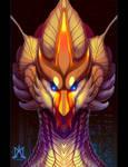 Warrior of Old by noctem-tenebris