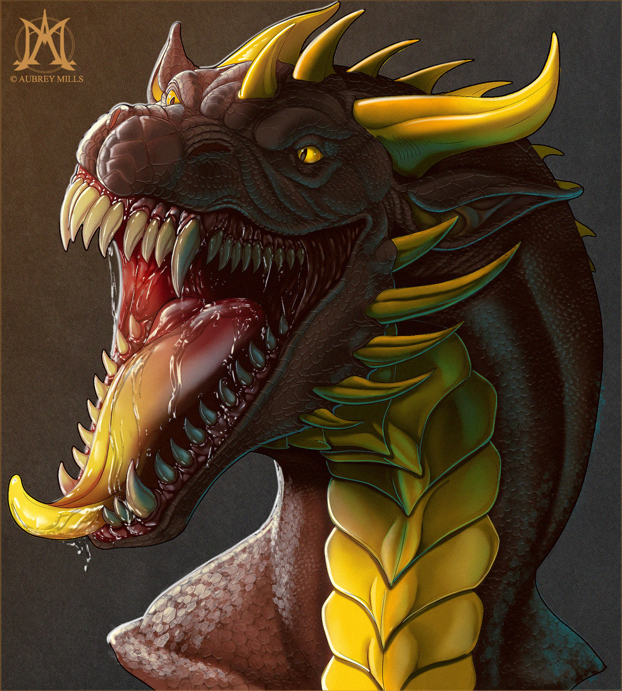 How big is my tongue now by noctem-tenebris