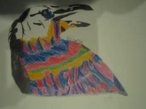 raven phychodellic
