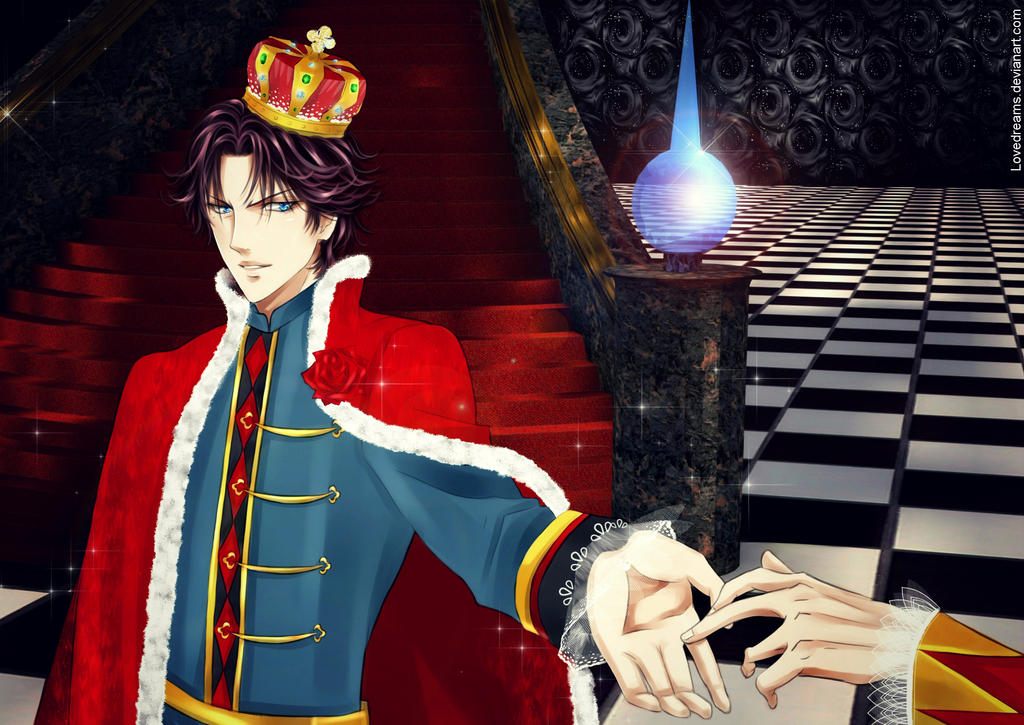 King Atobe by lovedreams