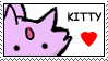 Kitty Stamp by Faezza