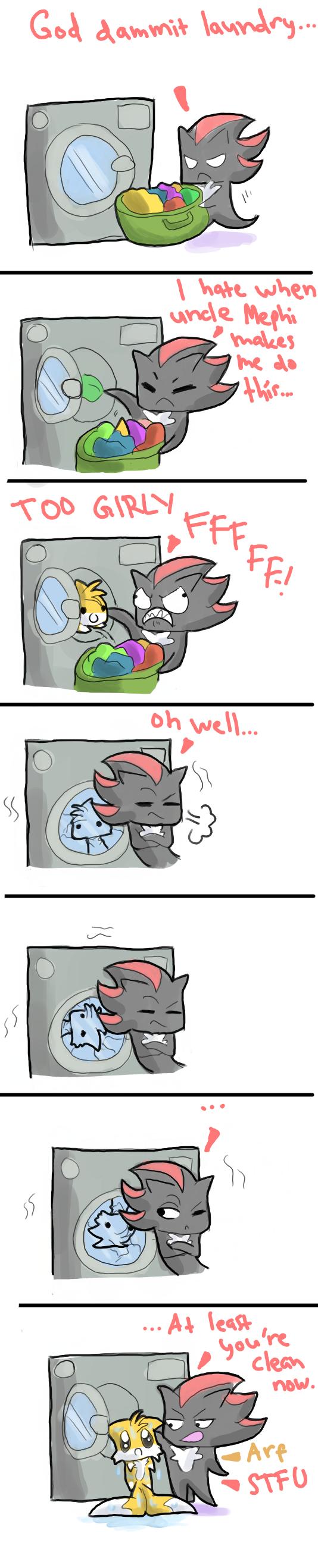 Laundry by Faezza