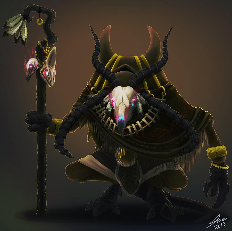 Bugman by Faezza