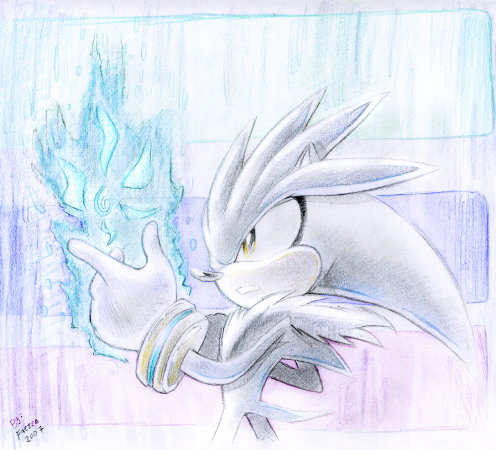 Silver by Faezza