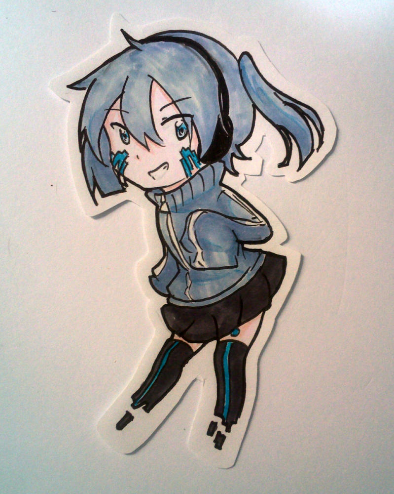 Ene Snip by toothpick08