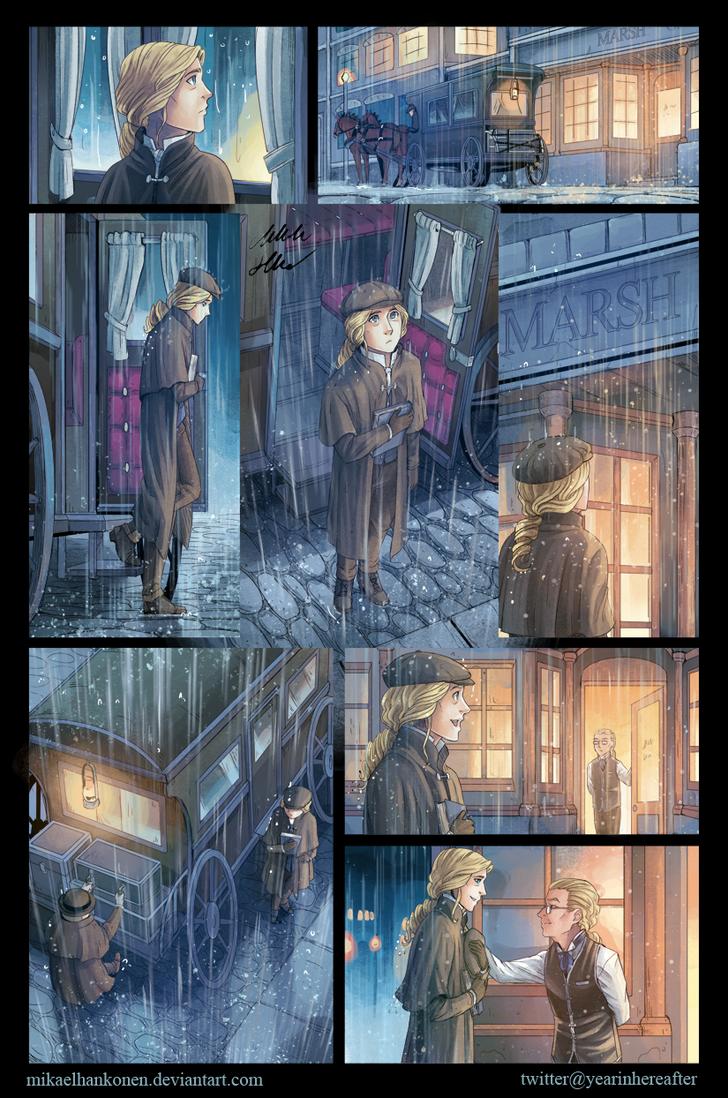 Arrival by MikaelHankonen