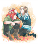Flower Crowns for Valentine's by MikaelHankonen