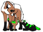 me and InSaNe-PARANOIAC's pups