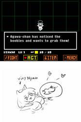 Undertale Agawa