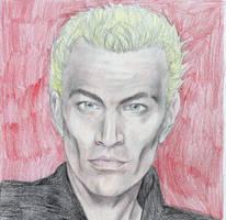 James Marsters/ Spike by SaiyukiMarie39