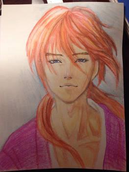 Pastel Kenshin