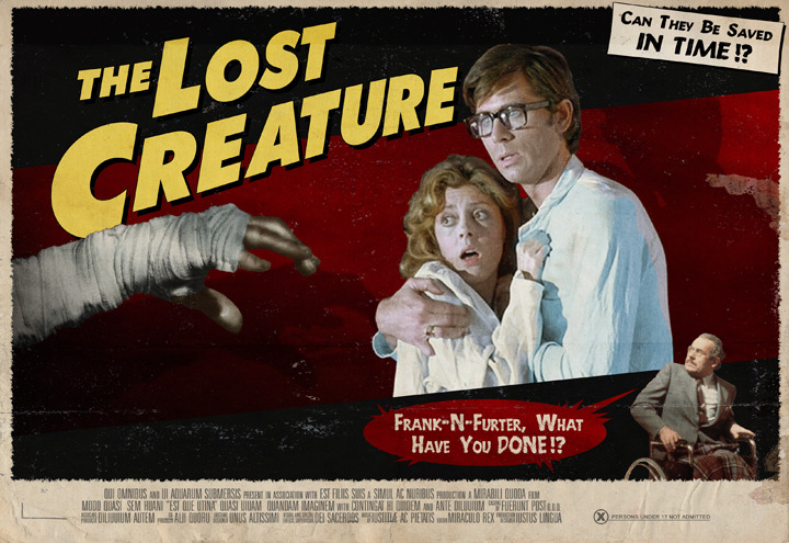 THE LOST CREATURE by jonny2d