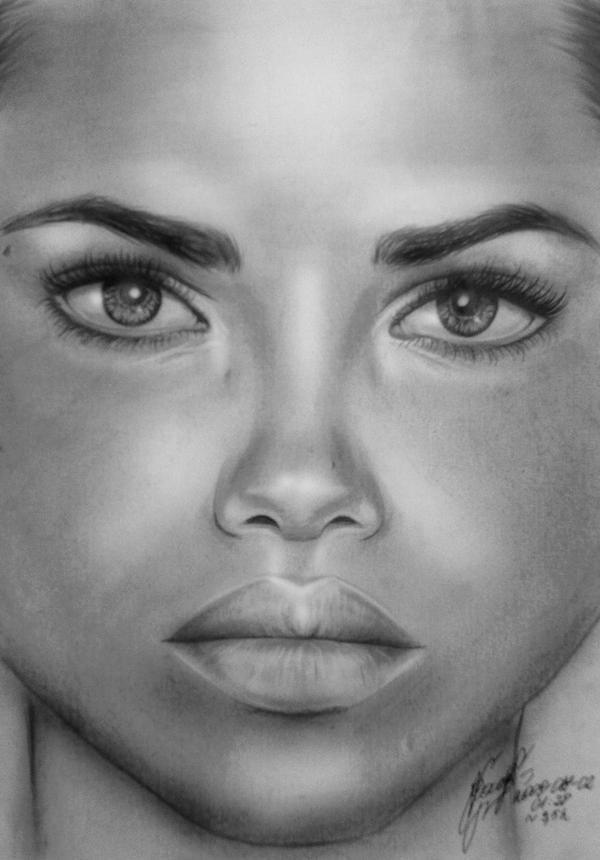 Adriana Lima V .Close Up. by soooty