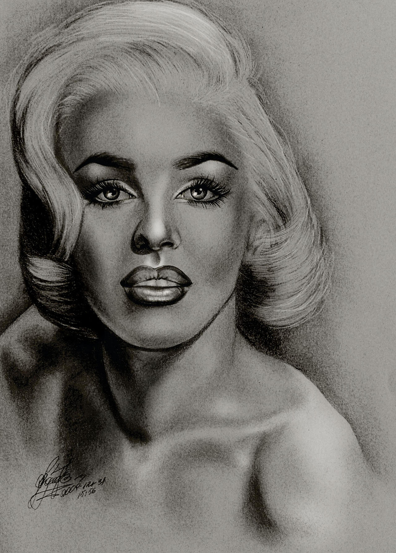 Monroe Marilyn. by soooty