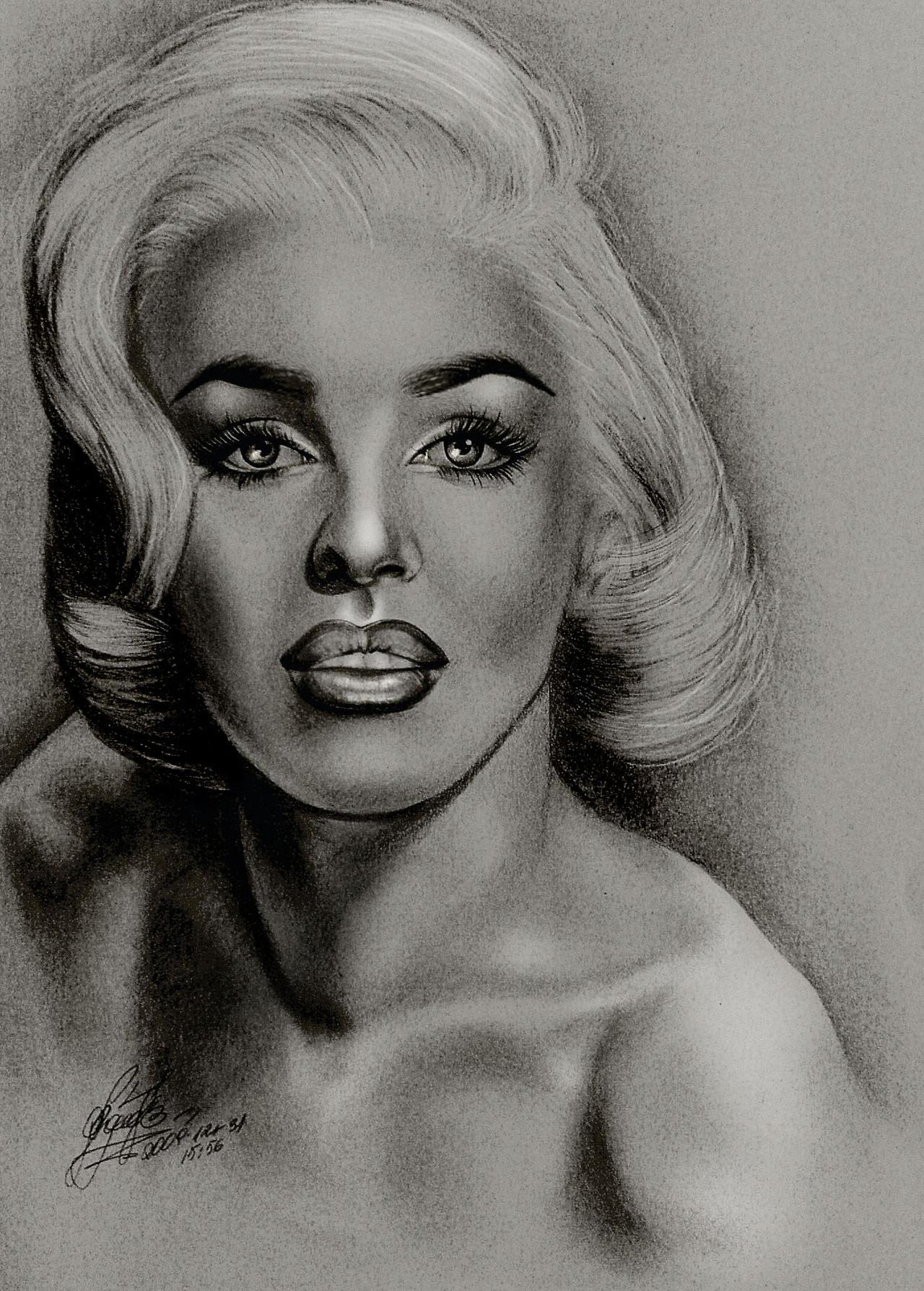 Monroe Marilyn. by soooty