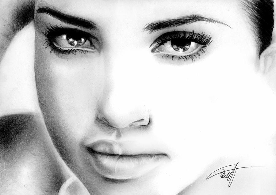Adriana Lima XIII by soooty
