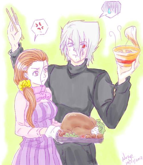 yo... y kakashi... by okiro-naze