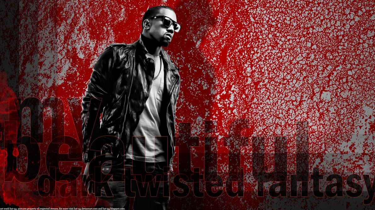 Kanye West MBDTF Wallpaper By Hat 94